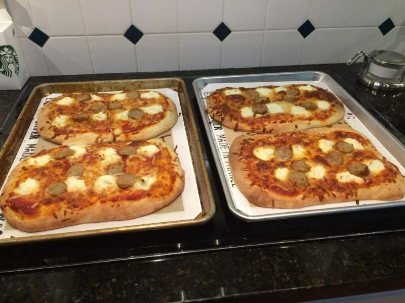 Recipe of the Week:Sporky Pizza (Meaningless Drivel forum at