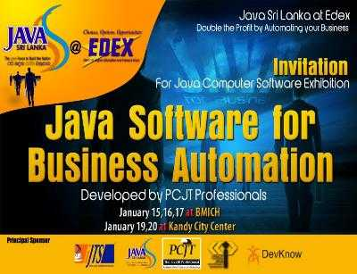 [Thumbnail for Java Sri Lanka @ Edex Invitation to Businessman Frontside.jpg]