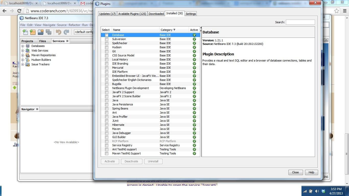 netbeans installation error on windows 64 bit laptop (IDEs and