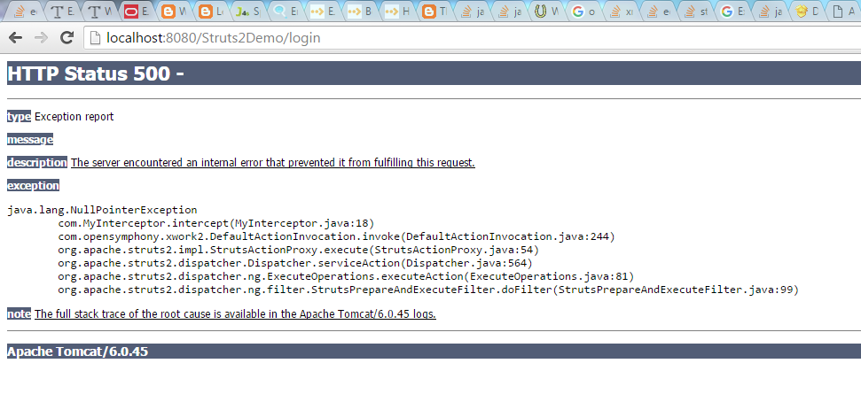 The Following Trace In Ui Session Shows 500 Status Code Due To An Error Extract Variables Policy