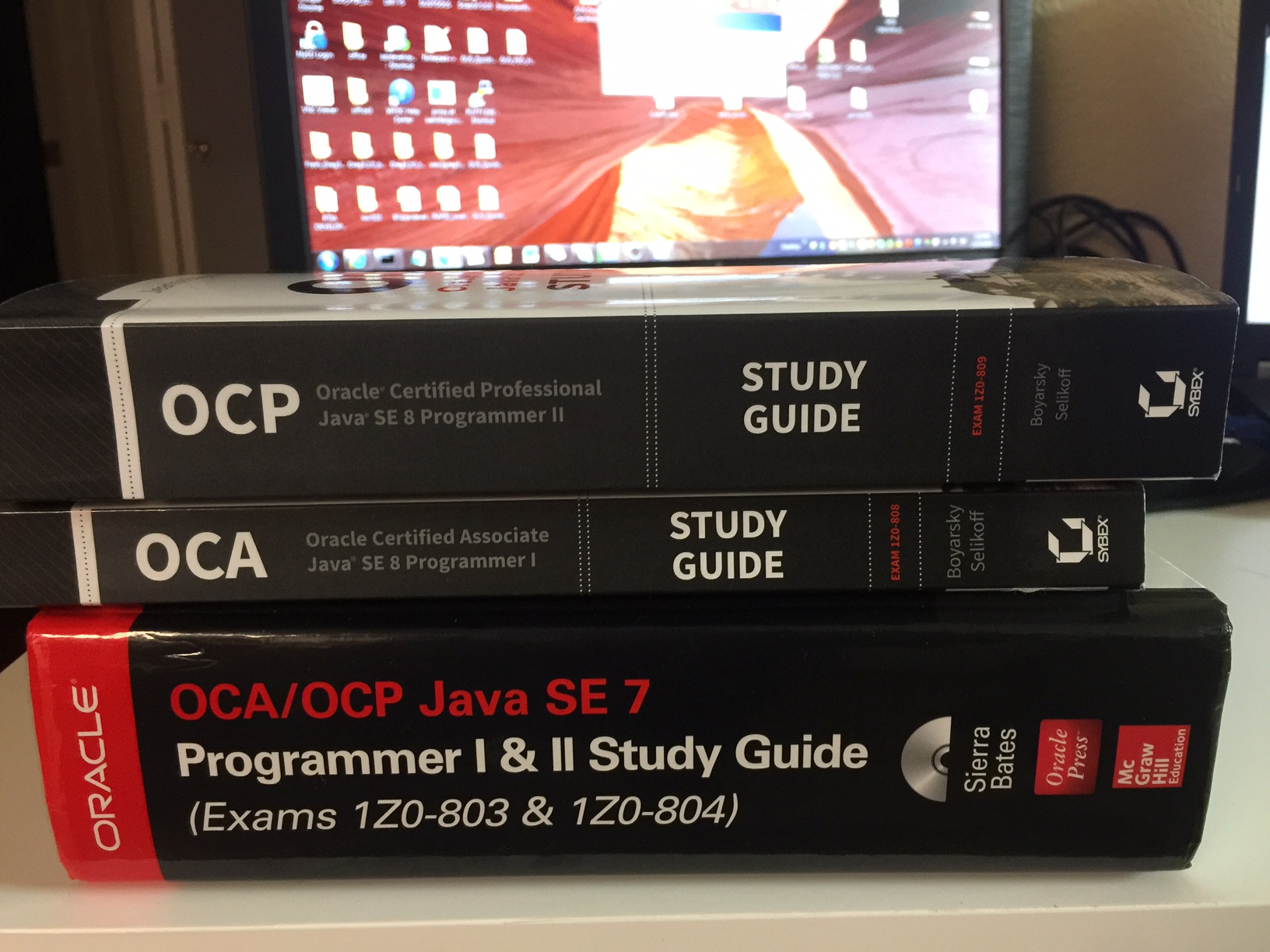 Passed oca java se 8 programmer i 1z0 808 with 81 thumbnail for image1g 1betcityfo Image collections