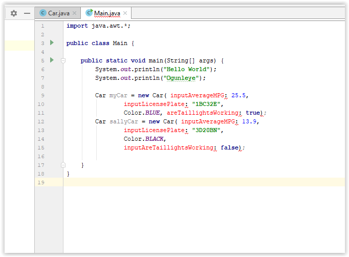 Cannot Resolve Symbol on Intellij IDE Community edition