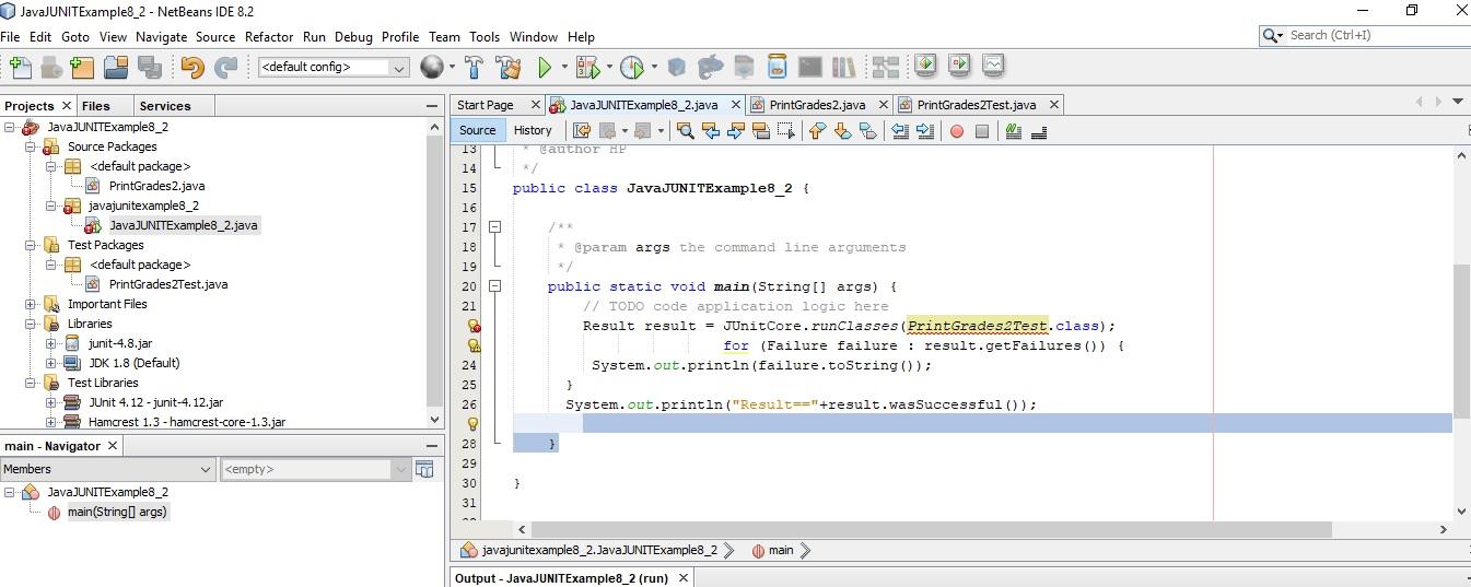 Java Command Line Input
