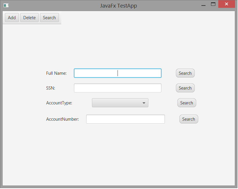 Output String from ArrayList in Java FX [Solved] (JavaFX